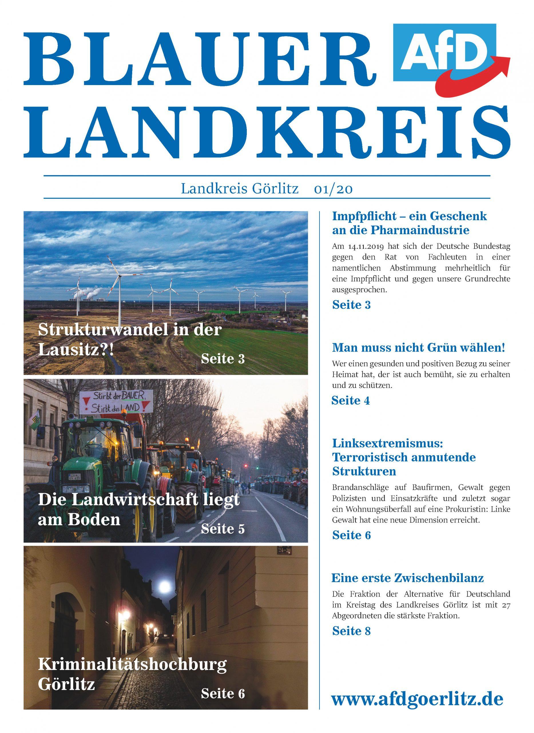 Cover Zeitung